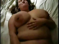 My Enormous BBW Ex GF loved sucking and riding cock all the time