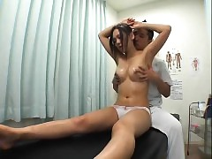 Teenager orgasm Melon Rubdown 1