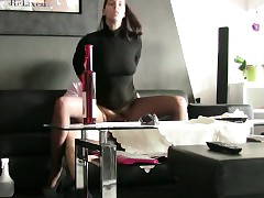 German Hooker pound Older Men for Money in Privat SexTape