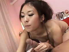 Scorching bj by super-naughty Asian in warms