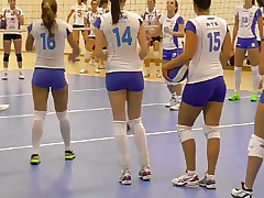 gals voley hottt 5