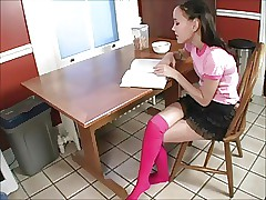 Chinese Joi Teen Girl NJ00011