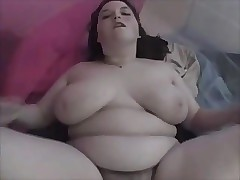 Naughty Fat Plumper Ex GF luved to show her Wet Hairy Pussy