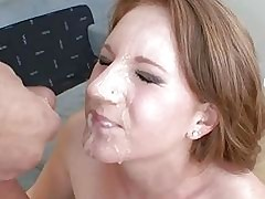 Farrah Rae gets her hot young beaver fucked