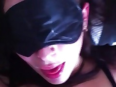 YOUNG DANISH  TEEN BLINDFOLDED 1