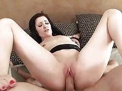 Mandy Hoore is getting fucked by an older dude