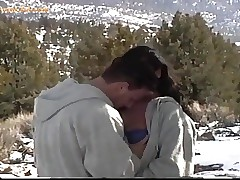 Fucking in the snow