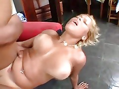 Cute Blonde - Big Tits, Anal & Money-shot