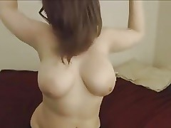 Busty Teen Needs Two Dildos on Cam VR88