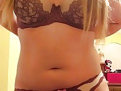 Chubby Young Blonde Teaser Mix