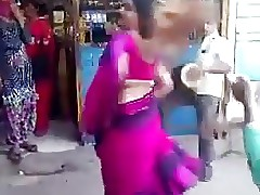 indian naked in public