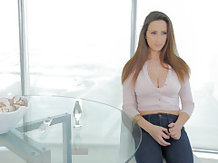 Ashley's Very First Assfuck Porno Activity