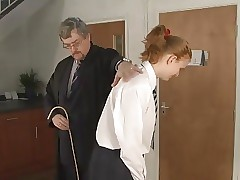 Caning of Justine