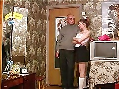 SB3 Sexy Stepdaughter Gets Persuaded To Pound !