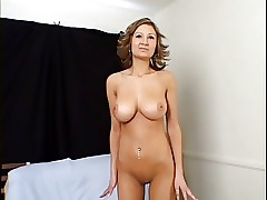 Amy Ried aka  Devin Valencia - First Time Flick