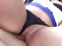 Big Booty Amirah Fucked With Clothes On