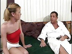 SB3 Naughty Stepdaughter Gets Punished And Fucked !