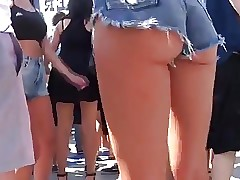ASS IN JEANS -- mfl