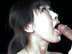 Sexy Cute Chinese Girl Deep throats GV00177