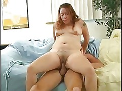 thick Chubby Fuckfriend I met online loves cock all day