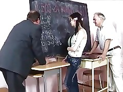 SB3 Mischievous Student Gets Pulverized By Her Teachers !