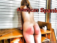 American Spankers (Real and Firm Spanking!)
