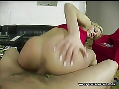 Britney Squirts in the Personal Porno Audition