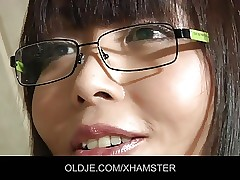 Chinese school girl takes old teacher cumshot in her mouth