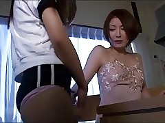 Hot Asian College girl Seduces Defenseless Teacher