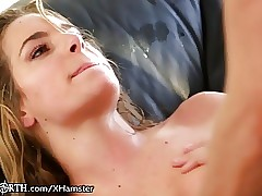 Kimmy Granger frosted by Step-Brother
