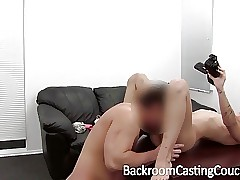 Magnificent TEEN REBEL Culo FUCKED ON CASTING COUCH