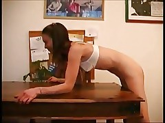 Near Naked Teen Needs to be Punished-daddi