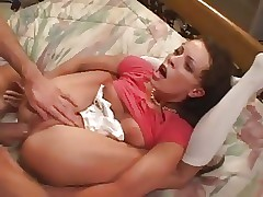 Contortionist anal sex!