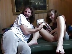STP1 daddy Catches Her Insatiable So Gives Her What She Needs !