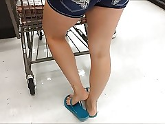 Gams and Soles Standing In Line 1