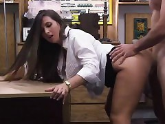 Gingerspice squirt in public PawnShop Confession!