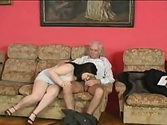 Old dude smashes a cleavage thick stunner Curtis from 1fuckdatecom