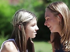 Young Lesbian Paramours Love Lessons