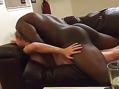 Ash-blonde ass fuck hard by BBC