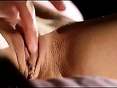 Teenager girl has a fountain - visit realfuck24