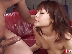 Cute Japanese Teen squirting