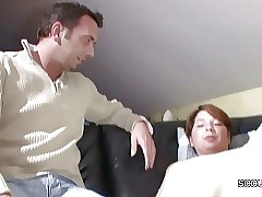 German Step-Son Seduce Step-Mom to Tear up When Home Alone