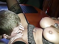 German Mummy wants 18 year old cock