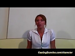 french anal casting