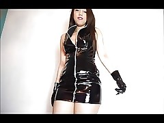 PVC Brat taunts with a JOI