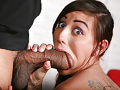 Mother Caroline Pierce  daughter Rilynn Rae Takes BBC
