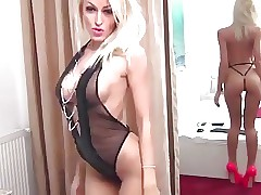 Webcam sexy blonde 7
