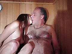 Dad Fucked Cool Virgin Young Pussy Gives Blowjob Gaggin