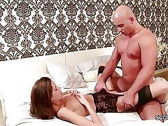 Extrem Hot Step-Mom Entice Enormous Cock Step-Son to Fuck