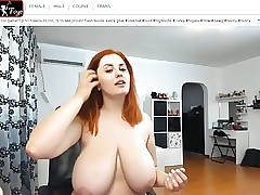 thick cam girl - alexsisfaye huge funbags topless 53117